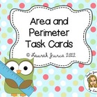 Area and Perimeter Activity Cards