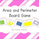 Area and Perimeter Board Game