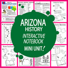 Arizona History Lesson-Common Core-Audio Included!