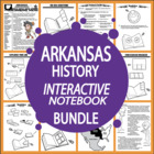Arkansas History Lesson-Common Core-Audio Included!