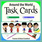 Around the World Task Cards