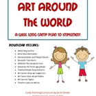 Art Around the World: Famous Artists, Journals, Centers, G
