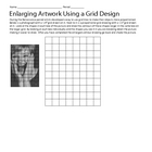 Art Gridding Worksheet
