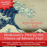Art History PowerPoint - Japanese Art - Hokusai's 36 Views