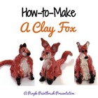 Art Lesson for Kids: Clay Fox Sculpture