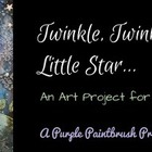Art Lesson for Kids: Twinkle, Twinkle, Little Star Waterco