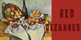 Art Room Labels for Groups / Tables (Impressionism & Post-