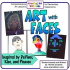 Art Lessons With Faces