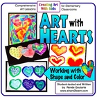 Art Lessons With Hearts