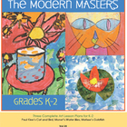 Art lessons: Mini Modern Masters K-2