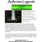 Arthurian Legends:  A Thematic Unit