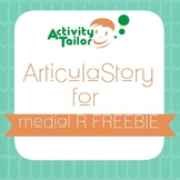 ArticulaStory for medial R articulation therapy