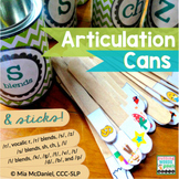 Articulation Cans {a DIY you'll use forever!}