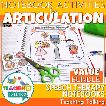 Articulation Notebooks Value Bundle