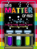 As a Matter of Fact: A Matter Study Including 11 Lessons &