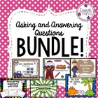 Asking & Answering Questions BUNDLE!