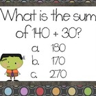 Assessment for the Common Core: Addition & Subtraction, no