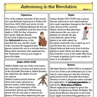 Astronomy in the Scientific Revolution