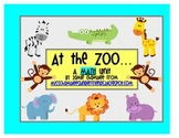 At the Zoo: A Math Unit