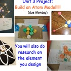 Atoms Advertisement & Model Project - Lesson Presentation,