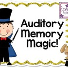 Auditory Memory Magic!