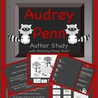 Audrey Penn (The Kissing Hand books) Author Study with PowerPoint