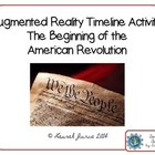 Augmented Reality Timeline Activity: The Beginning of the