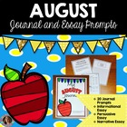 August Writing Bundle