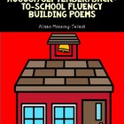 August/September/Back-to-School Fluency Building Poems {Co