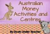 Australian Money Activities and Centres