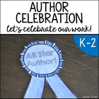 Author Celebration Packet!