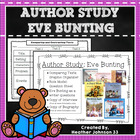 Author Study Eve Bunting