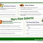 Author Study: Mary Pope Osborne