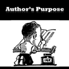 Author's Purpose Resources for Language Arts