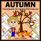 Autumn Fun Quick Common Core (kindergarten)
