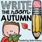Autumn Write The Room Pack