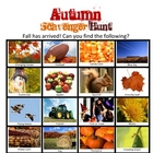 Autumn/Fall Scavengar Hunt *Great for Pumpkin Patch Activity*