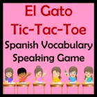 Awesome Spanish guided speaking games (Vocab speaking game