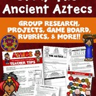 Aztec Civilization Unit Lesson Plans and Answer Keys (Comm