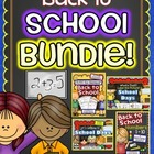 Back to School BUNDLE PACK! {Build the Sentence, Label the