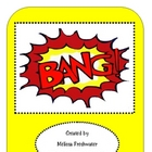 """BANG"" Sight Word Game"