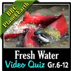 BBC Planet Earth - FRESH WATER Episode - Video Quiz