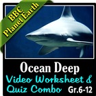 BBC Planet Earth - OCEAN DEEP Episode - Video Questions &