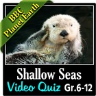 BBC Planet Earth - SHALLOW SEAS Episode - Video Quiz