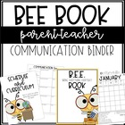 BEE Book Binder {Personalize It!}