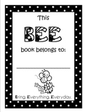 BEE Book Organization Homework Binder