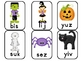 BOO Nonsense Word Fluency Practice Game