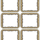 BURLAP editable labels