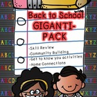 Back To School Giganti Pack