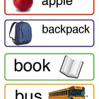 Back-to-School ABC Order Literacy Center